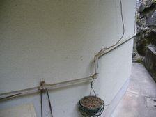 台所邸 ガス管2