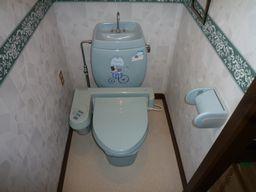 佐藤邸 トイレ