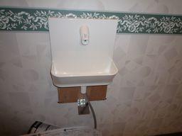 佐藤邸 手洗い