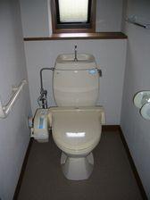 A様邸 トイレ