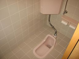 D様邸 和式トイレ