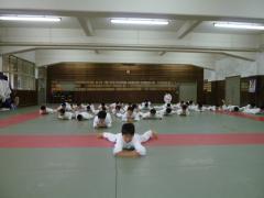 合宿2010練習しぼり