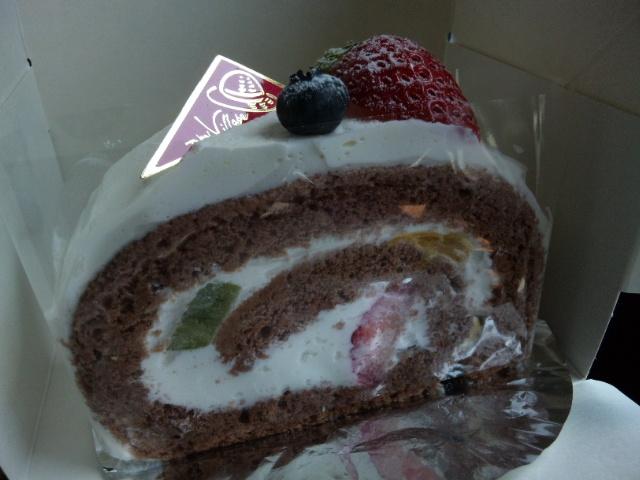ヴィラージュロールケーキ