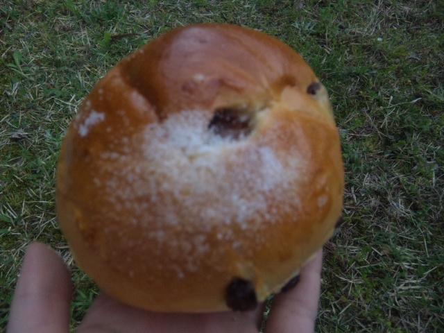 大倉ぶどうパン