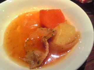 ブッフェ酢豚