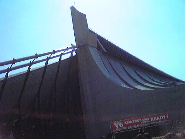 代々木競技場