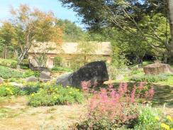 銀の森庭園
