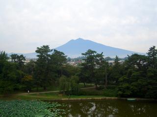 弘前城 風景