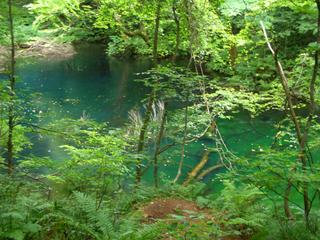十二湖 青森県