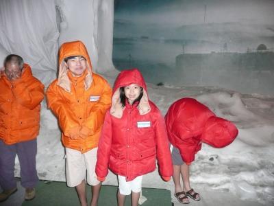 南極体験1