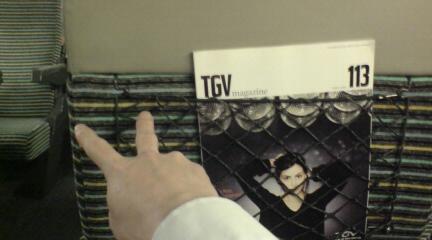 TGV Magazine.