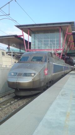 TGV(・◇・)