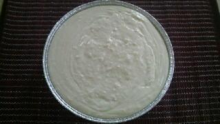 豆乳レアチーズ