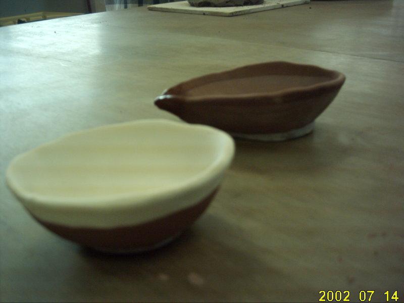 2009.9.28釉薬がけ4