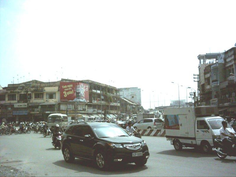 2010.1.1ベトナム交通混雑.