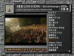CDTV 2007.2DVDランキンング02
