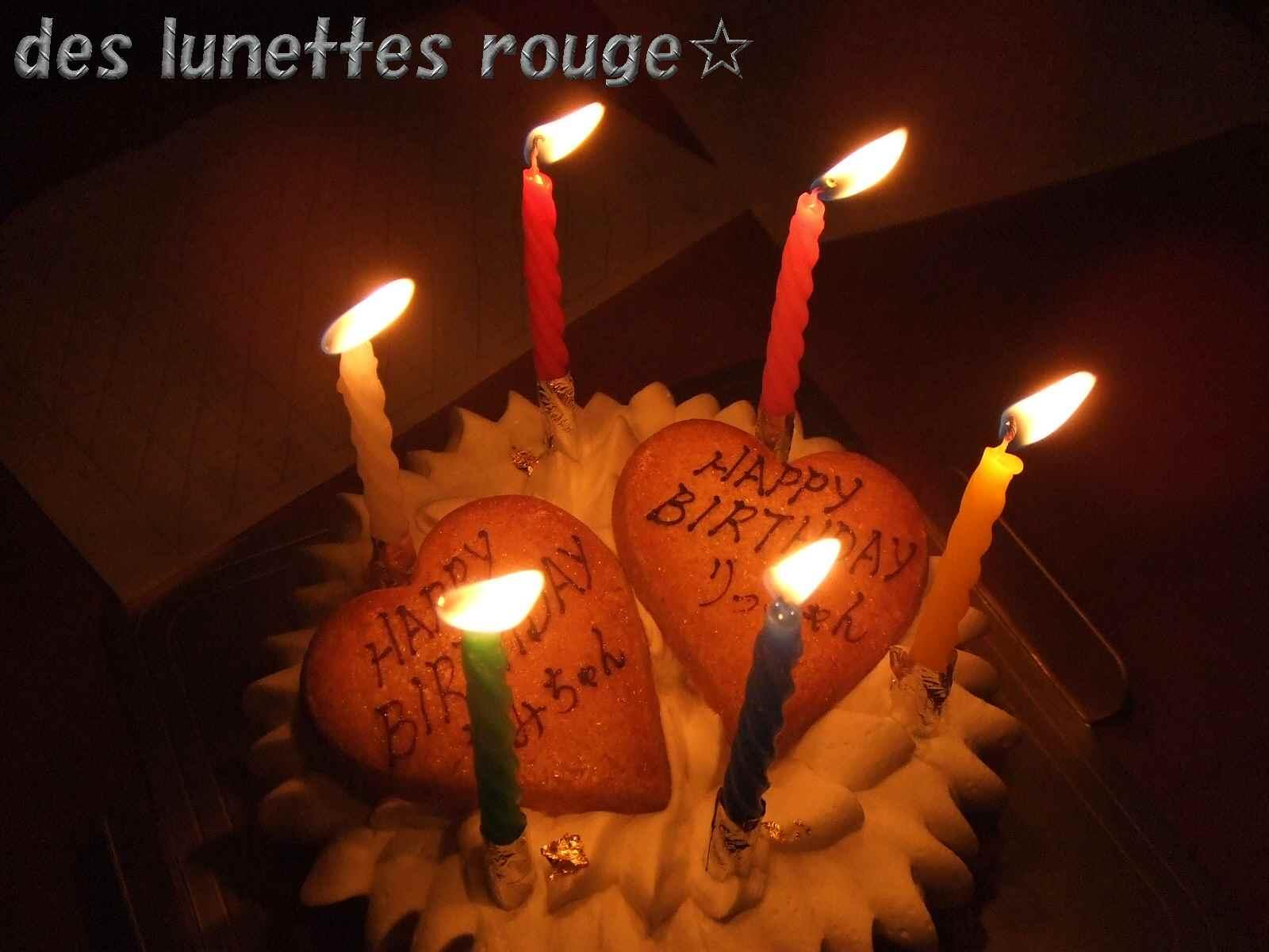 生日快樂~♪
