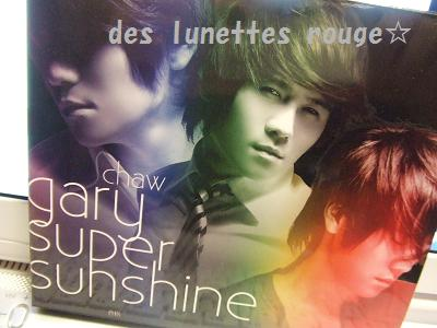 super sunshine 曹格♪