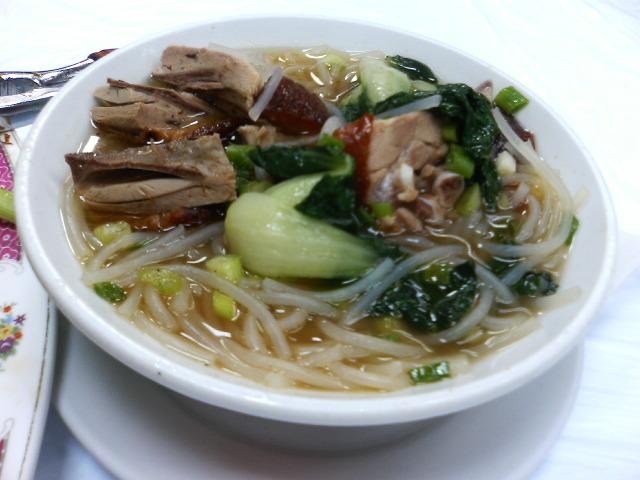 グースのせ麺:喜記炒蟹專家