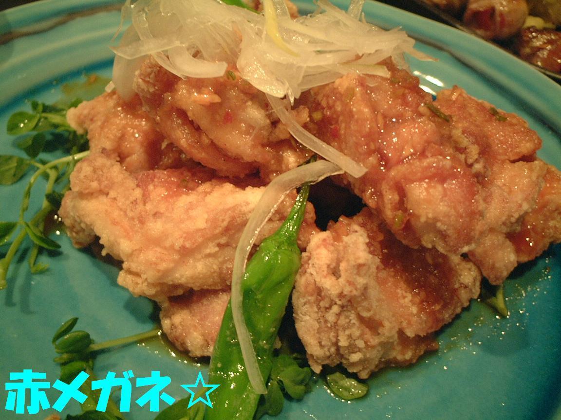 鶏から揚げの南蛮:949