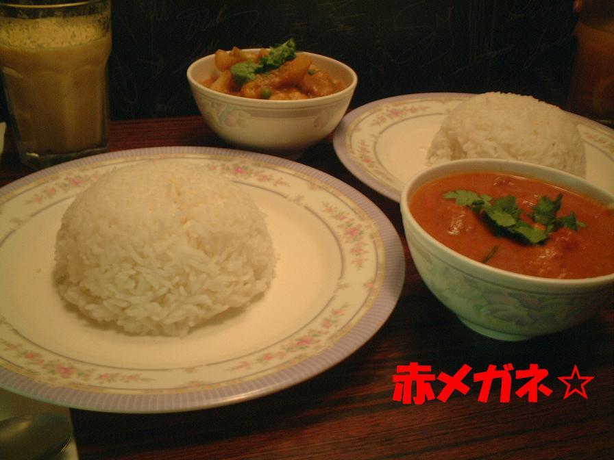 カレー:ネパール料理