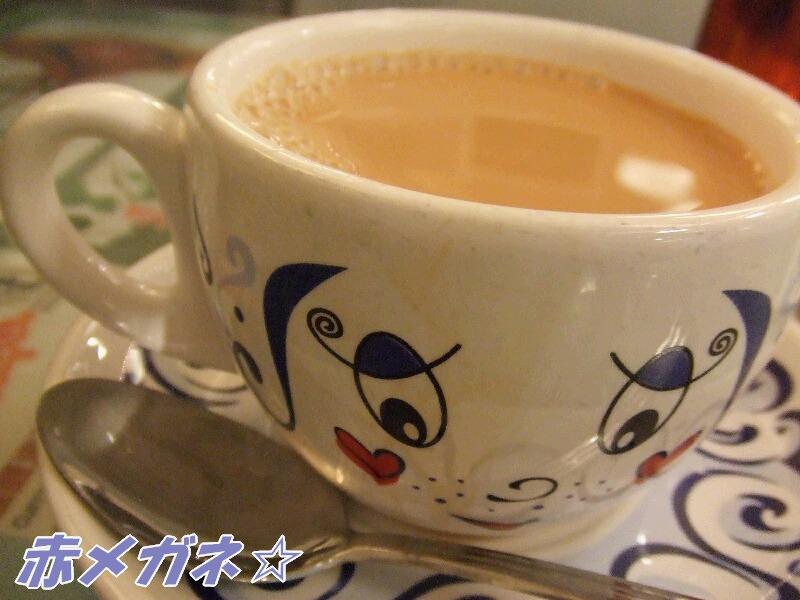 [女乃]茶:港式餐廳