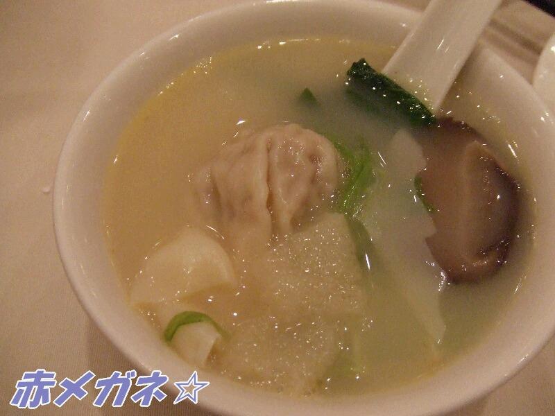 スープ:全聚徳[火考]鴨店