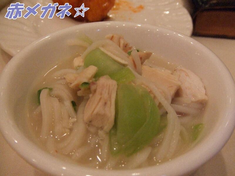 麺:全聚徳[火考]鴨店