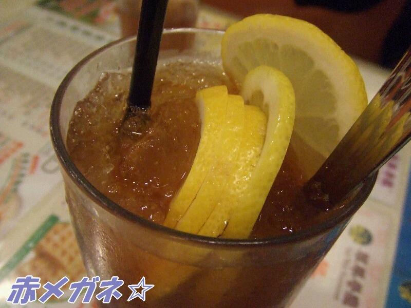 凍檸檬茶: 翠華茶餐廳
