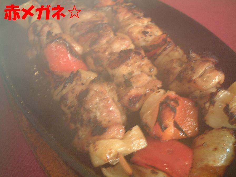 串焼き(ツナ):スペイン料理