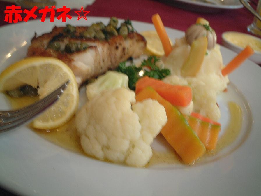 魚のグリル:スペイン料理