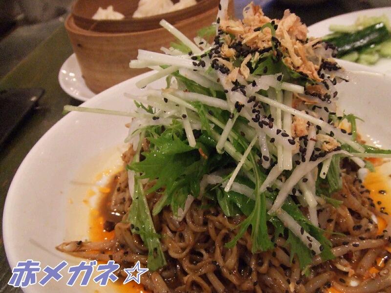 冷製担担麺(?):紅虎餃子房