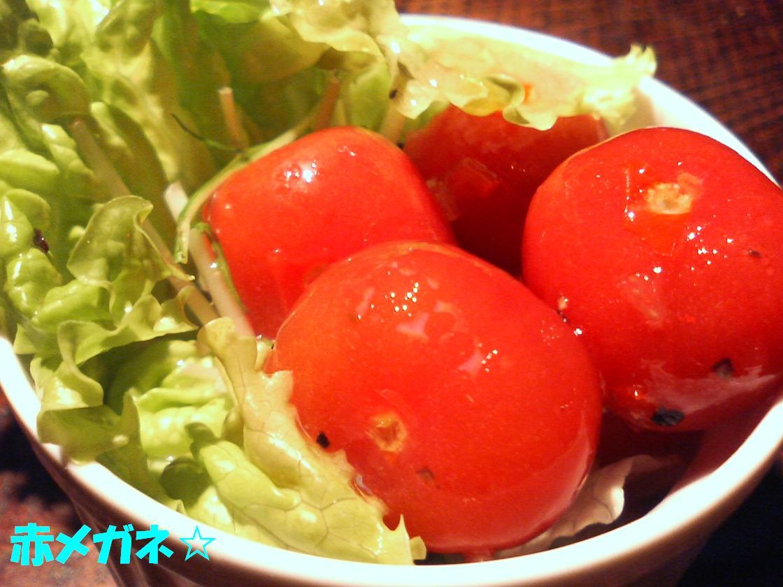 トマトのマリネ:FAR EAST