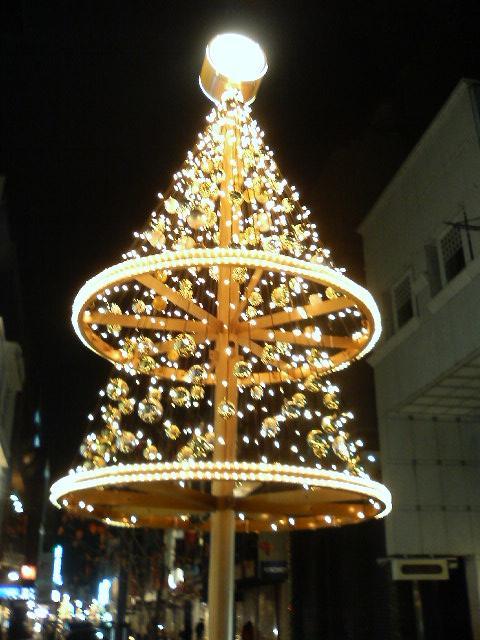 街灯:元町