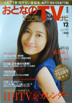 おとなのデジタルTVnavi(関西版)2010年12月号