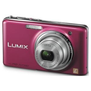 Panasonic LUMIX FX77 デジタルカメラ (グラマラスピンク)