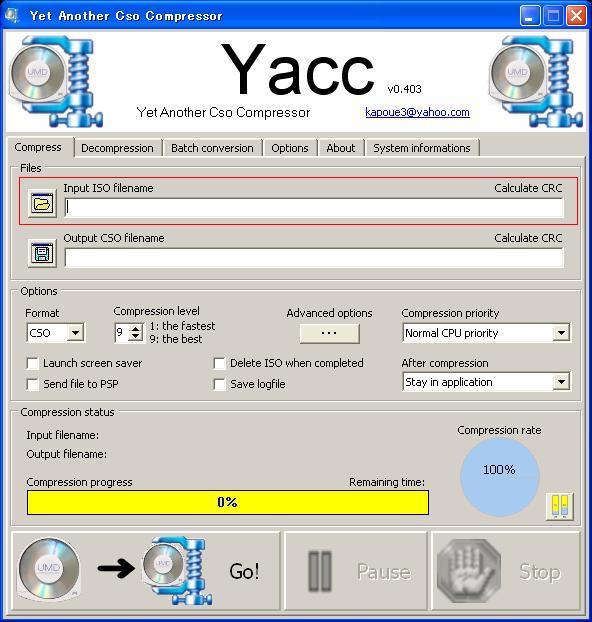 コピー ~ YACC