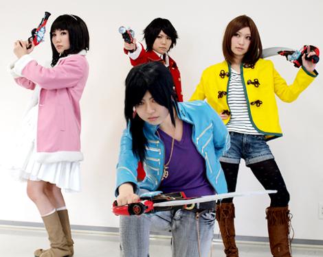 海賊戦隊ゴーカイジャー(2012/01/08)