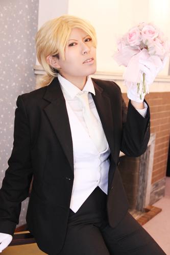 アーネスト:綾瀬さん(2012/02/12)