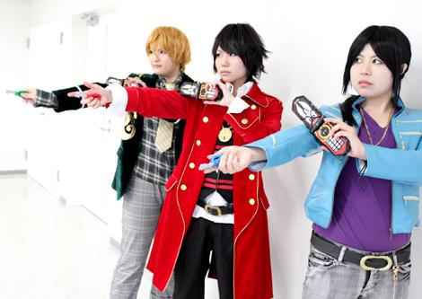 ゴーカイボーイズ(2011/10/09)