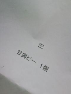 正体はコレ!Σ(ノ∀`w)