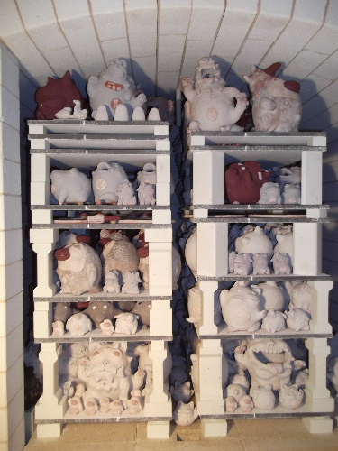 2011 秋の益子陶器市 001