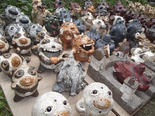 2011 秋の益子陶器市 003
