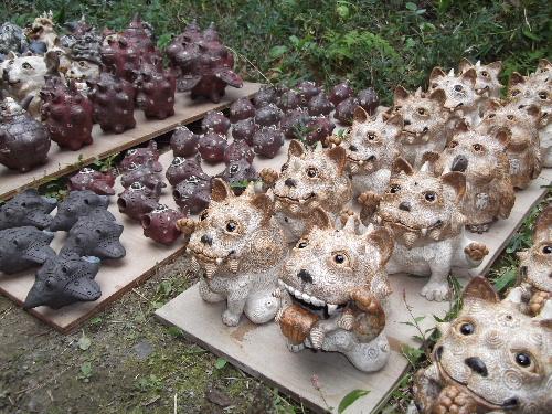 2011 秋の益子陶器市 004