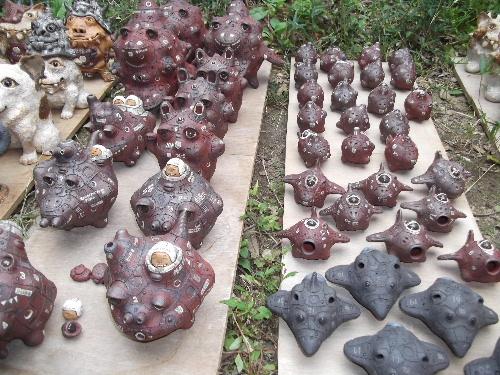 2011 秋の益子陶器市 005