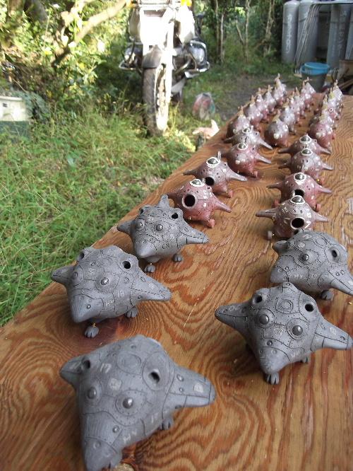 2011 秋の益子陶器市 006