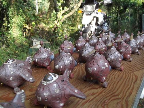 2011 秋の益子陶器市 007