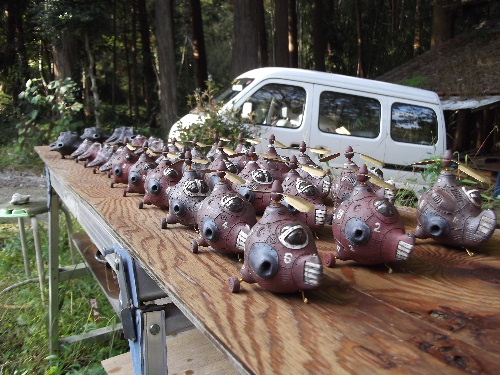 2011 秋の益子陶器市 008