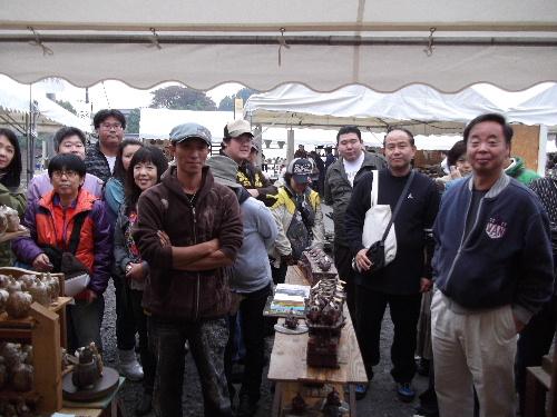 2011 秋の益子陶器市 028