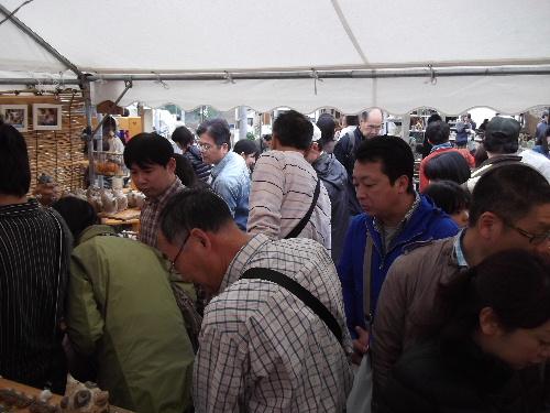 2011 秋の益子陶器市 029